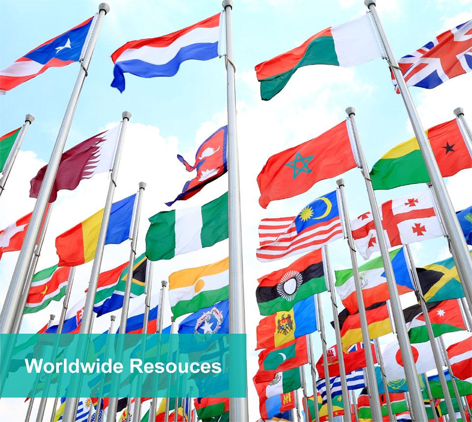 worldwide-resources